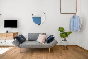 Area soggiorno di NORD Collection Studio Hotel Apartment