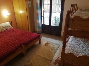 Letto o letti in una camera di Salvanos Residence