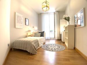 A room at Soul Apartmet