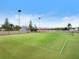 Tennis and/or squash facilities at Crowne Plaza - Surfers Paradise 1 Bedroom 1820 or nearby