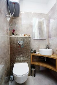 Un baño de Split Old Town Suites