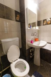 Um banheiro em Garsonieră