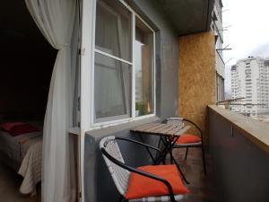 Балкон или терраса в Апартаменты Добрый Дом