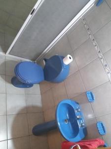 Phòng tắm tại Martín house