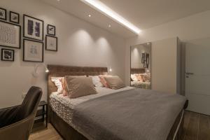 Posteľ alebo postele v izbe v ubytovaní Villa Amazing View