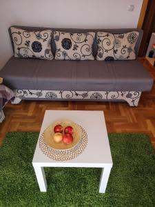 Posedenie v ubytovaní Studio apartman Nina