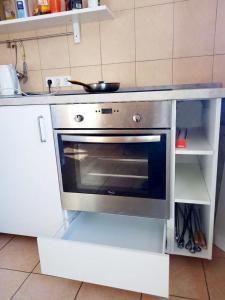 Кухня или мини-кухня в Мариэла на Балтийской косе - 200 м до моря