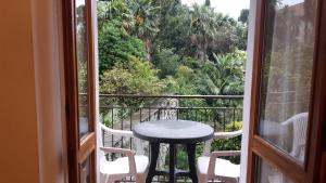 A balcony or terrace at Appartamenti Raineri