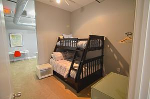 A bunk bed or bunk beds in a room at 1123 Northwest Apartment #1052 Apts