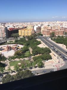 Vista aerea di Ciudad Ciencias- Lujo- Parking- Wi-Fi.