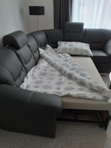 Posedenie v ubytovaní Clean & comfortable 3 room flat near old town IIHF