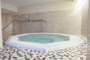 Kúpele alebo wellness v ubytovaní Apartmany Belianky