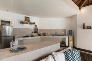 Køkken eller tekøkken på Villa Dipta 6-bedroom