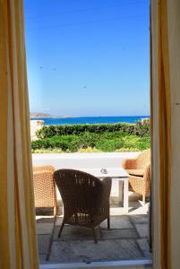 A balcony or terrace at Villa Bellonia