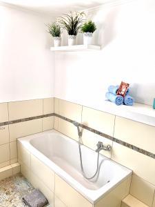 A bathroom at Im kleinen Stil ll