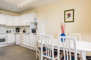 Una cocina o zona de cocina en Club Tarahal