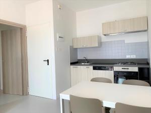 Kuchyň nebo kuchyňský kout v ubytování Hotel & Residence Al Mare
