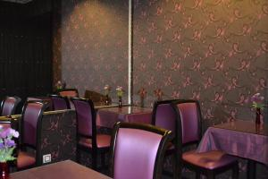 A restaurant or other place to eat at Monami