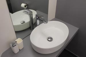 A bathroom at Case Sparse 7