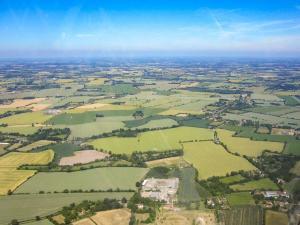A bird's-eye view of Hut 4-UK11306