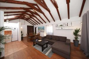Posezení v ubytování Villa Arancia