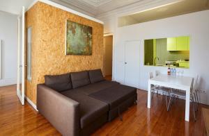 A seating area at Saboriccia Lifestyle