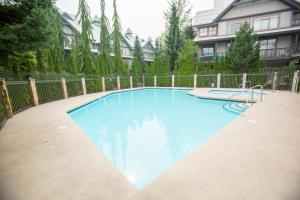 The swimming pool at or near Northstar at Stoney Creek by ResortQuest Whistler