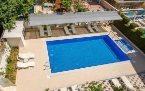 Вид на бассейн в Roma Residence - Emir Gürsu Evleri или окрестностях