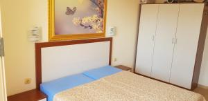 Posteľ alebo postele v izbe v ubytovaní Aqua Dreams