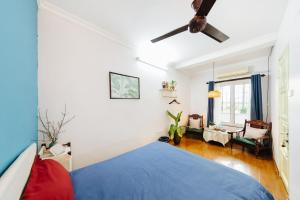JERRY ROOM- very budget and centre of Hoan Kiem