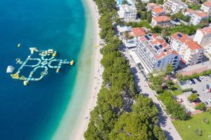 Letecký snímek ubytování Apartments Villa Bondi