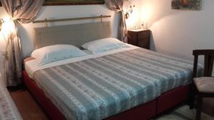 Letto o letti in una camera di Ripamonti Guest House