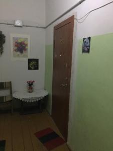 Vannas istaba naktsmītnē Krāslava City Apartment