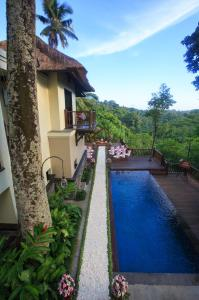 The swimming pool at or close to Kayumanis Ubud Private Villas & Spa