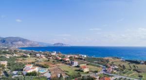 A bird's-eye view of Apartments Hotel & Studios, Xifoupolis