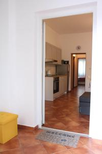 Kuhinja oz. manjša kuhinja v nastanitvi Apartment Mia