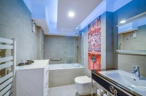 Łazienka w obiekcie Celestin Residence