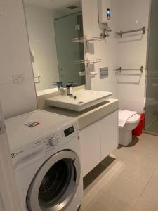 Et badeværelse på Glenferrie Inn