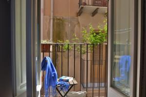 A balcony or terrace at Terrazza Gabbiano