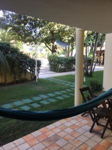 Zahrada ubytování Solar Pipa Apartments