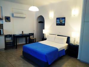 Кровать или кровати в номере Phoenix