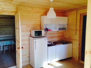Кухня или мини-кухня в Дом2