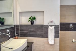 A bathroom at Xeliter Vista Mare, Samana