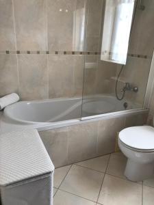 Et badeværelse på Old Village