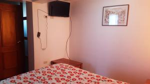 Cama o camas de una habitación en tawantisuyo 2