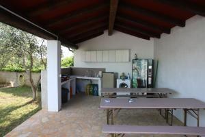 Cucina o angolo cottura di Oliva Turist Apartments