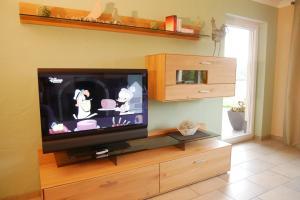 TV/Unterhaltungsangebot in der Unterkunft Eifelglück