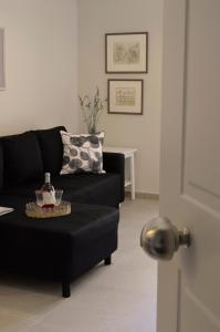 Coin salon dans l'établissement Casa MaLu Boutique Apartments - No 2
