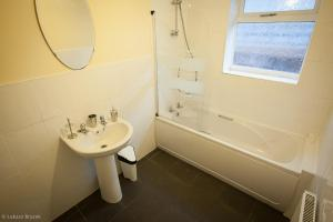 A bathroom at House by Five Ways Station and City Centre