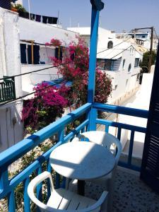 Μπαλκόνι ή βεράντα στο Hotel Elizabeth
